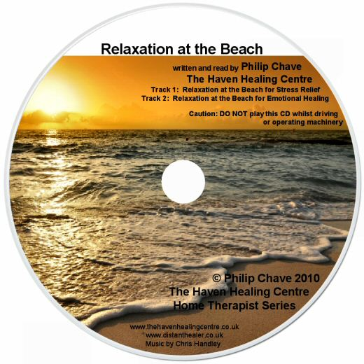 Order your Relaxation at the Beach CD today