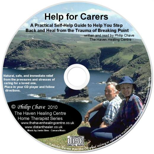 Order your Help for Carers CD today