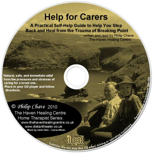 Order your Help for Carers CD today, a product by Philip Chave