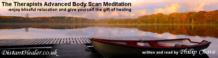 The Therapists Advanced Body Scan Meditation. Written and read by Philip Chave