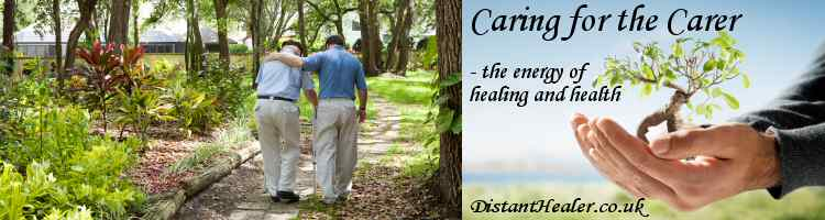Caring for the Carer. Written and read by Philip Chave