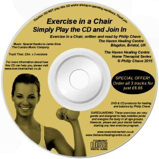 Order your Exercise in a Chair CD today, a product by Philip Chave