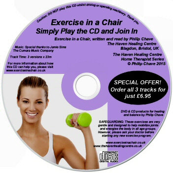 Order your Exercise in a Chair CD today