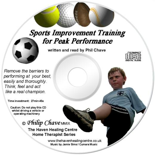 Order your Sports Peak Performance CD today